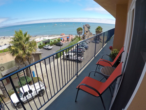 We Are A Newly Remodeled Boutique Hotel Located Stones Throw From The Beach Near Heart Of Capitola Our Rooms Offer Full Ocean Views With Balconies